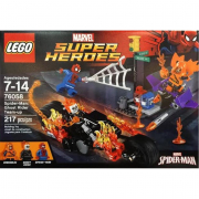 Lego 76058 Spiderman Ghost rider team up