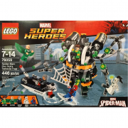 Lego 76059 Spiderman Doc Ocks tentacle trap