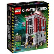 Lego 75827 Ghostbusters caserma vigili del fuoco