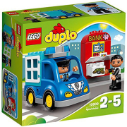 10809 Lego Duplo Auto della Polizia 2-5 anni