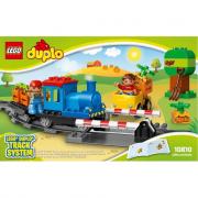 Lego Duplo 10810 Treno premi e vai