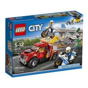 Autogrù in panne Lego city 60137