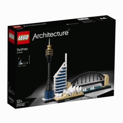 Sidney Lego architecture 21032