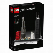 Chicago Lego Architecture 21033