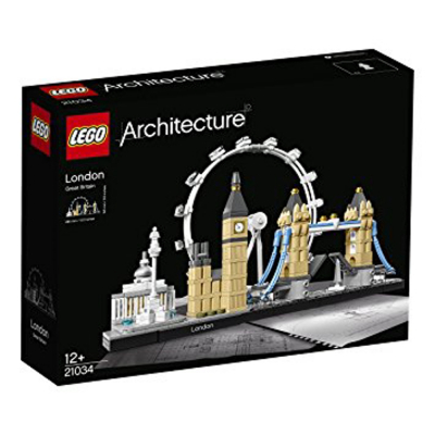 Londra Lego Architecture 21034