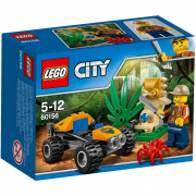 Buggy della giungla 60156