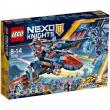 70351 Lego Nexo Knights Il Falcon Fighter di Clay 8-14