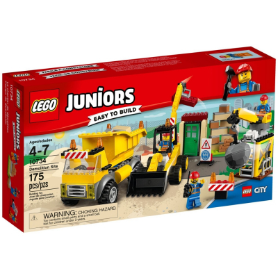Cantiere di demolizione 10734 juniors