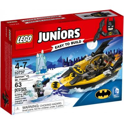 Batman™ contro Mr. Freeze™ 10737 Lego juniors