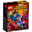 76073 Mighty Micros: Wolverine contro Magneto