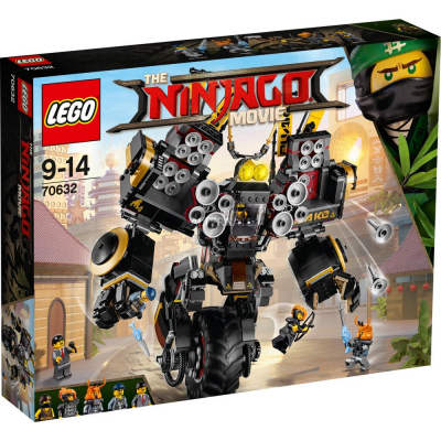 Robot tellurico 70632