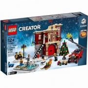 LEGO Creator Expert (10263) Caserma dei pompieri del villaggio