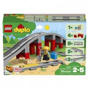 10872 Lego Duplo Ponte e binari ferroviari