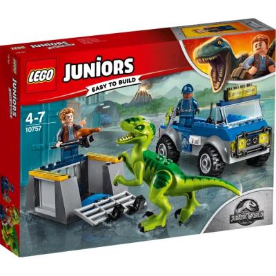 Camion per il soccorso di Velociraptor 10757