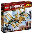 LEGO 70666 NINJAGO IL DRAGONE D'ORO