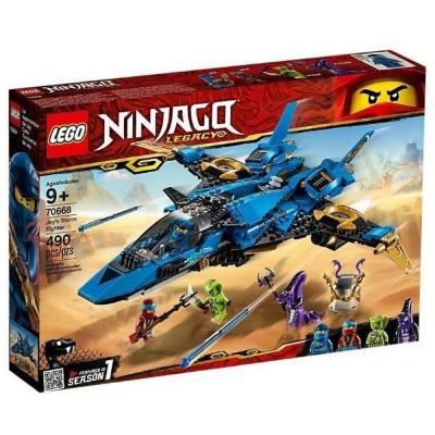 LEGO 70668 NINJAGO IL JET DA COMBATTIMENTO DI JAY