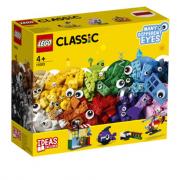 LEGO CLASSIC MATTONCINI E OCCHI