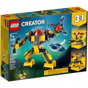 Lego Creator Robot Sottomarino