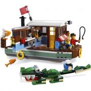 Lego Creator Casa Galleggiante art. 31093