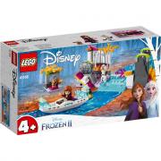 Lego 41165 Frozen la canoa di anna