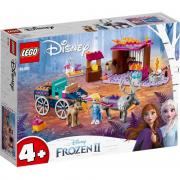 Lego 41166 Frozen la carrozza di Elsa con renna