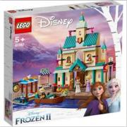 Frozen 2 Il castello di Arendelle