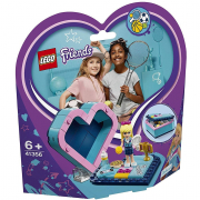 LEGO Friends (41356). Scatola del cuore di Stephanie