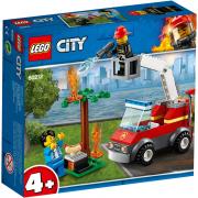 LEGO CITY - Set Costruzioni Barbecue in fumo