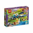 LEGO Friends Il buggy con rimorchio di Stephanie - 41364