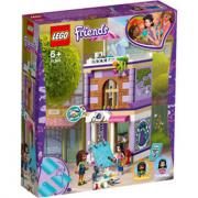 LEGO FRIENDS LO STUDIO ARTISTICO DI EMMA (41365)