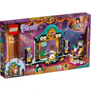 LEGO Friends (41368). Il Talent Show di Andrea
