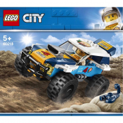 Lego 60218 - City - Great Vehicles - Auto Da Rally Del Deserto