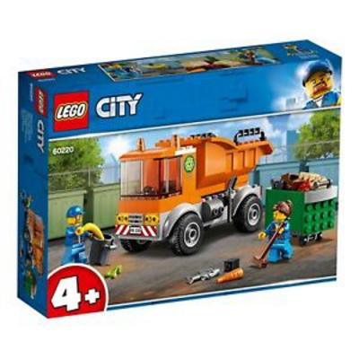 Lego City 60220 - Camion della spazzatura