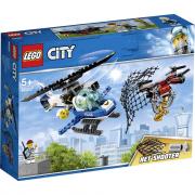 LEGO City (60207). Inseguimento con il drone della Polizia