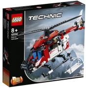 LEGO 42092 TECHNIC ELICOTTERO DI SALVATAGGIO