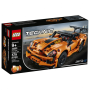 LEGO Technic (42093). Chevrolet Corvette ZR1