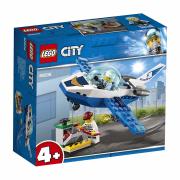 Lego 60206 - City - Pattugliamento Della Polizia Aerea