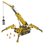 LEGO TECHNIC - GRU CINGOLATA COMPATTA