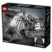 Escavatore Liebherr R 9800 lego 42100