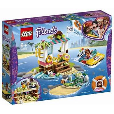 LEGO Friends (41376). La missione di soccorso delle tartarughe