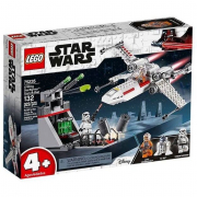 Lego costruzioni Star Wars X-wing Starfighter Trench Run