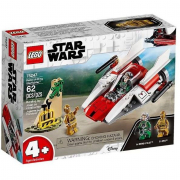 Lego costruzioni Star Wars Rebel A-wing Starfighter 62 pezzi