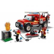 LEGO City Town (60231) Fuoristrada dei Vigili del Fuoco