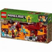 LEGO Minecraft (21154) Il Ponte del Blaze