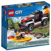 LEGO CITY AVVENTURA SUL KAYAK (60240)