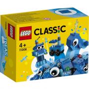Mattoncini blu creativi 11006