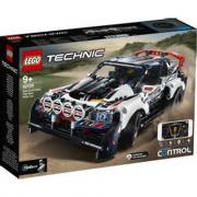 Auto da Rally Top Gear telecomandata 42109