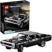 Lego Technic (42111). Dom's Dodge Charger