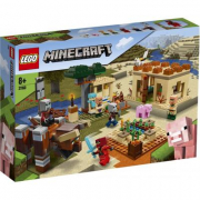 Lego Minecraft- L'incursione di Ilager