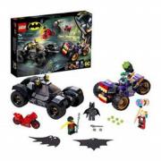 LEGO 76159 SUPER HEROES ALL INSEGUIMENTO DEL TRE-RUOTE DI JOKER